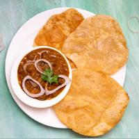 Shiv Dal Puri Chhole Puri Logo