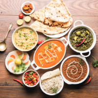 Hari Om Restaurant Logo
