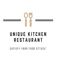 Unique Kitchen Restaurant Logo