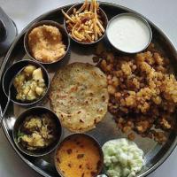 Maharashtrian Snacks Logo