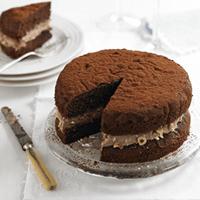 Happy Live Cake Logo