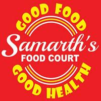 Samarth's Food Court Logo