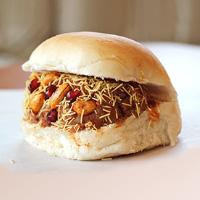 Kutchi Snacks Logo