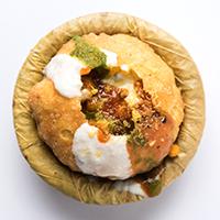 Jay Jalaram Bread Pakoda Logo