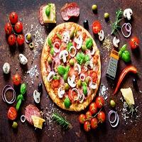 KD Pizzeria Logo