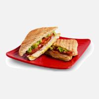 Yummy Sandwich & Foods Logo