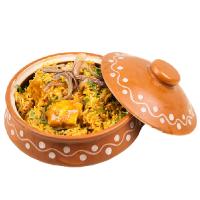 Nandi's Veg Biryani Logo