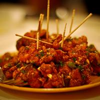 Baali Food Corner Logo
