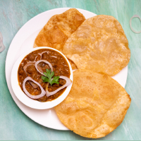 Bala's Food Logo