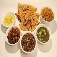 Maharajeshree Food Point Logo