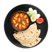 Indian Roti Logo