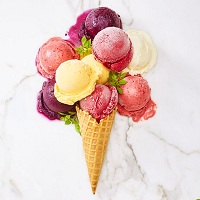 Creaminal Treats Ice Cream Logo