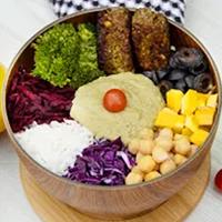 Healthy Craving Cafe Logo
