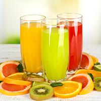 Adinath Juice Logo