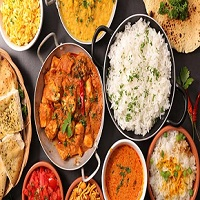 Raju's Kitchen Logo