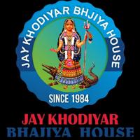 Jay Khodiyar Bhajiya House Logo