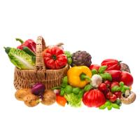 Rajkishore Vegetable Logo