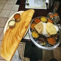 Bhagwati Veg Restaurant Logo