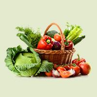 Bhavani Vegetables & Fruits Store Logo
