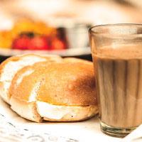 Kadak Tea & Cafe Logo