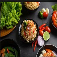 Dinbandhus Darbar Chinese Food Logo