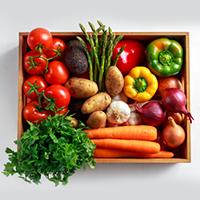 Santraj Fresh Fruit's & Vegetables Logo