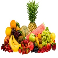 Rohit Fruit Shop Logo