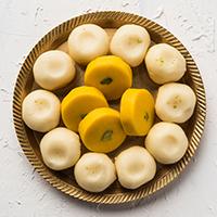 Desai Bhaishankar Gaurishankar Sweets Logo
