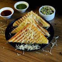 Shreeji Fast Food & Cafe Logo