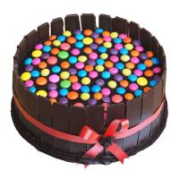 Yummy Bites Cake Shop Logo
