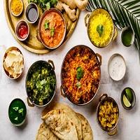 Bawarchi's Home Food Logo