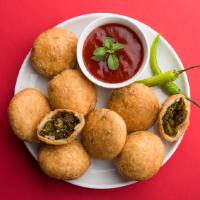 Balaji Snacks Logo