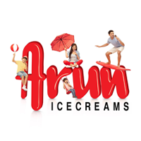 Arun Ice Cream Logo