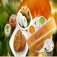 Udupi Snack Corner Logo