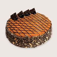 T F Cakes Logo
