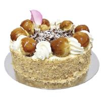 Radhika Cake & Bake Logo