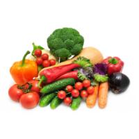 Jay Ambe Vegetable Centre Logo