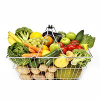 Shreeji Veg & Fruit Logo