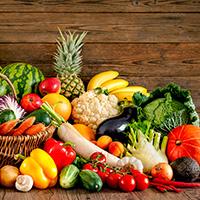 Fruit Basket Logo