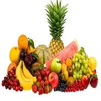 Shree Rajeshvari Maa Fruit Center Logo