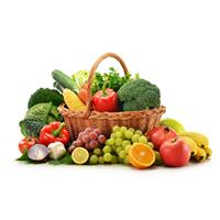 Jalaram Sabji & Fruit Centre Logo