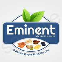 Eminent Dry Fruits & Spices Logo