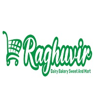 Raghuvir Dairy Bakery Sweet And Mart Logo