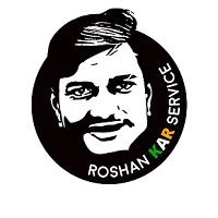 Roshan K A R Service Logo