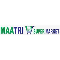 MAATRI SUPER MARKET Logo