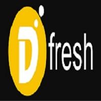 D Fresh Logo