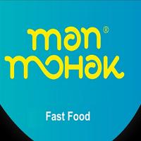 Man Mohak Fast Food Logo