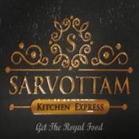 Sarvottam Kitchen Express Logo