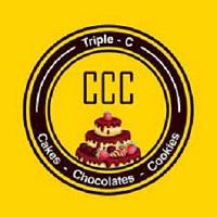 Triple C - The Cake Shop Logo