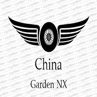 China Garden Nx Logo